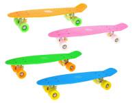Skateboard 56 cm - mix barev