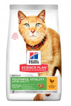 Hill's Fel. Dry Adult7+ Youthful Vitality Chicken 300g