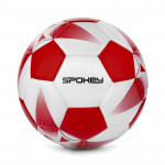 Spokey E2018 mini Fotbalový míč bílo-červený vel. 1