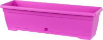 Truhlík Similcotto broušený - růžový 40 cm