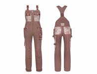 Kalhoty GARDEN GIRL CLASSIC lacláče velikost 40/L