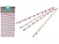 brčka 6x197mm papírová (16ks) - mix variant či barev