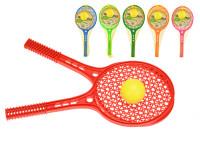 Soft tenis 42,5 cm s míčkem - mix barev