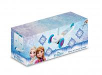 Koloběžka tříkolová Ledové království