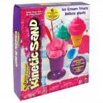 Kinetic sand zmrzlinová hrací sada