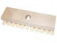 kartáč podl. na hůl 22x6,5cm dřev., PP vlákno 4224/861
