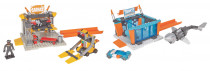 Mega Bloks HOT WHEELS MALÝ HRACÍ SET - mix variant či barev