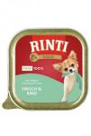 Rinti Dog Gold Mini vanička jelen+hovězí 100g