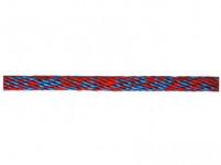 lano PPV 8mm barevné pletené spiroidně 20pr. (120m)