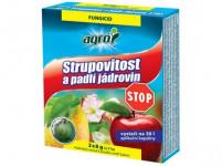 Agro Strupovitost a padlí jádrovin STOP - 3 x 8 g