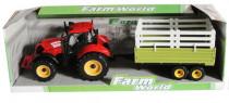 Traktor s valníkem - mix variant či barev