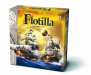 Flotilla námořní bitva společenská hra lodě
