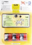 Odhaněč akustický - OdM regulace s bateriemi (6ks) v blistru