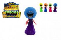 Hip Hop míček vyskakující pěna 9cm - mix barev