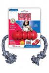 Hračka pes KONG Dental s lanem M 47x5cm