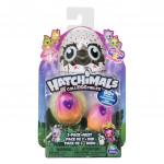 Hatchimals zářící zvířátka dvojbalení serie 4 - mix variant či barev