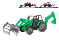 Traktor 28 cm na setrvačník - mix variant či barev