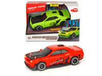Auto Dodge Challenger SRT Hellcat - mix variant či barev