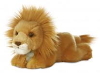 Plyšový lev 20 cm