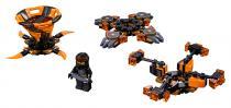Lego Ninjago 70662 Spinjitzu Cole