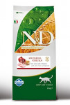 N&D LG Cat Adult Chicken & Pomegranate 10 kg