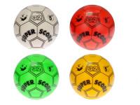 Míč 23 cm fotbalový - mix barev