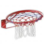 Spokey Korg obruč na košíkovou se síťkou, d/k 45 cm19 mm