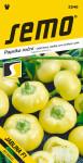 Semo Paprika zeleninová sladká F1 - Jablina na pole i k rychlení 15s - série Pro mlsné jazýčky