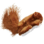 Hračka cat plyš Veverka s catnipem Kong 1 ks