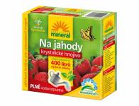 Hnojivo MINERAL krystalické na jahody + lignohumát 400g