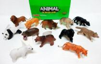Zvířátko safari plast 10cm - mix variant či barev