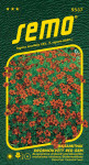 Semo Aksamitník drobnokvětý - červený 0,2g