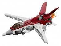Lego Creator Futuristický letoun