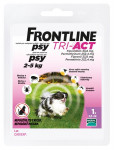 Frontline TRI-ACT spot-on dog XS a.u.v. sol 1 x 0,5ml
