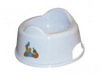 nočník dětský s obrázkem plastový - mix barev