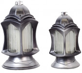 Svíčka sklo Lucerna malá - 80 g (K-18)