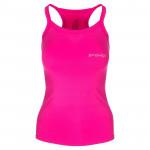 Spokey FEEL, fitness top, růžový, vel. L