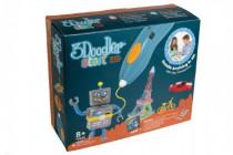 Magické pero 13cm 3DOODLER s náplněmi USB pro dobíjení