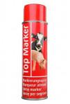 Spray značkovací Euro Farm (Top marker) 500ml červený