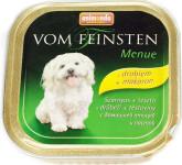 Animonda VomFeinsten Menue dog van. - drůbež, těstoviny 150 g