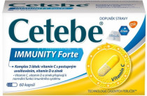 Cetebe Immunity  60cps - VÝPRODEJ