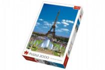 Puzzle Eiffelova Věž, Paříž 2000 dílků 68x96cm