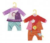 Dolly Moda Letní oblečení 43 cm - mix variant či barev