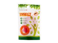 Repelentní náramek proti hmyzu pro děti i dospělé, 100% přírodní, červený