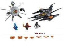 Lego Super Heroes 76111 Batman: Zničení Brother Eye