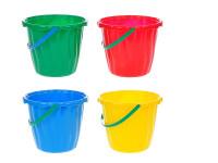 Kbelík 12,5 cm - mix barev