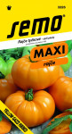 Semo Rajče tyčkové - Yellow Gazzi Ribbed 30s - série Maxi