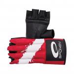Spokey RYUJO Tréninkové rukavice červené XL