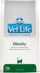 Vet Life Natural Feline Dry Obesity 2 kg