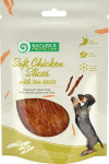 Nature's Protection Dog Snack kuřecí proužky 80 g